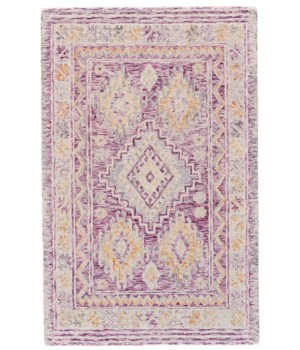 ARAZAD 8480F IN PINK 2' x 3'