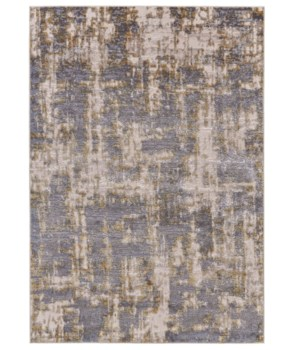 WALDOR 3969F IN GOLD/STERLING 5' x 8'