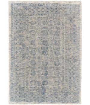 REAGAN 8686F IN BLUE 5' x 8'