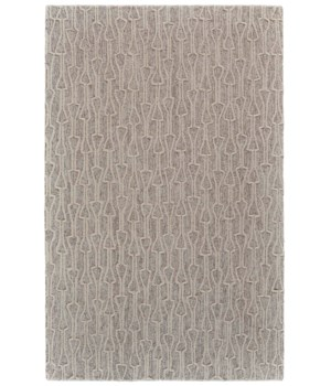 "ENZO 8739F IN IVORY/NATURAL 1'-6"" X 1'-6"" Square"