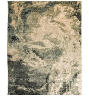 GEMMA 6418F IN GREEN-BEIGE