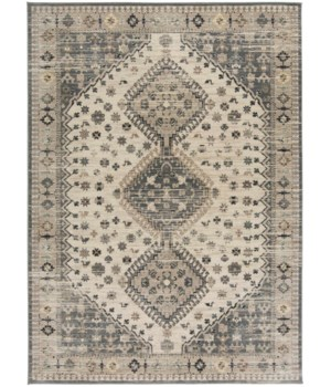 "GRAYSON 3577F IN BEIGE/GRAY 1'-6"" X 1'-6"" Square"
