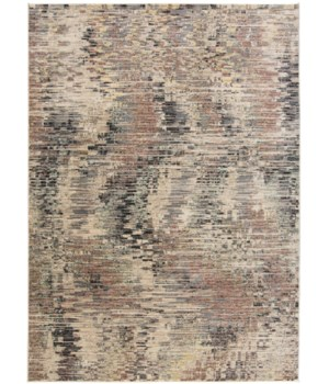 "GRAYSON 3580F IN CHARCOAL/MULTI 3'-11"" X 5'-5"""