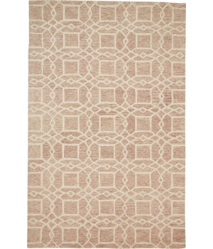 RHETT I8074 IN TAUPE 5' x 8'