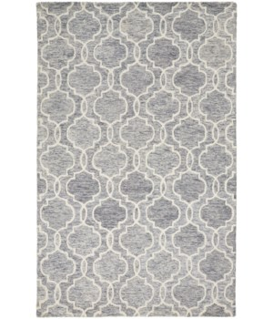 "BELFORT 8775F IN GRAY/IVORY 1'-6"" X 1'-6"" Square"