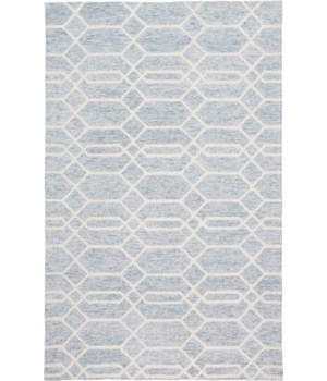 "BELFORT 8777F IN BLUE/GRAY 1'-6"" X 1'-6"" Square"