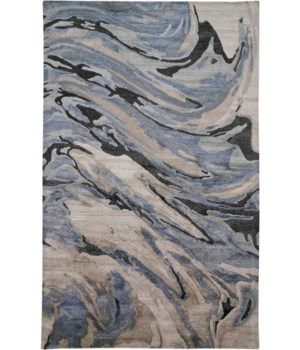 "DRYDEN 8790F IN BLUE/GRAY 3'-6"" x 5'-6"""