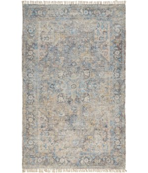 "CALDWELL 8802F IN BEIGE/MULTI 3'-6"" x 5'-6"""