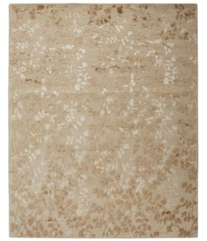 BELLA 8832F IN GOLD/BEIGE 5' x 8'