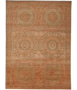"LANISTER 6750F IN RUST/BEIGE 1'-6"" X 1'-6"" Square"