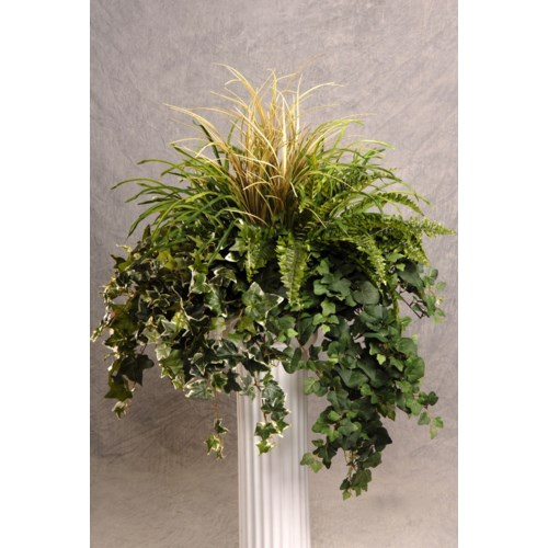 FERN & WILLOW GRASS TILE TOPPER