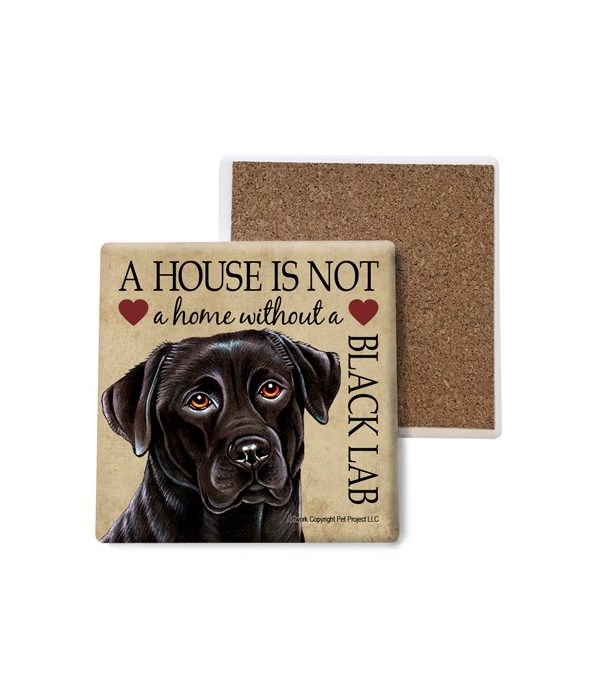 A house is Not a home without a Black la