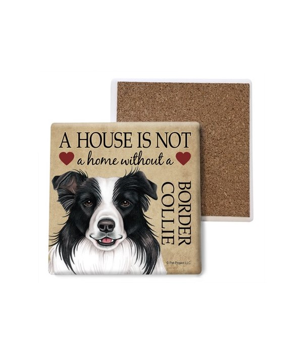 A house is Not a home without a Border C