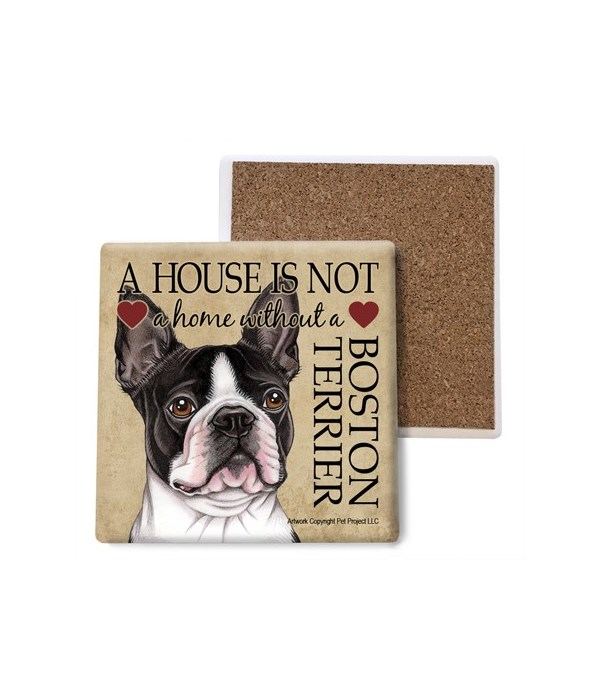 A house is Not a home without a Boston c