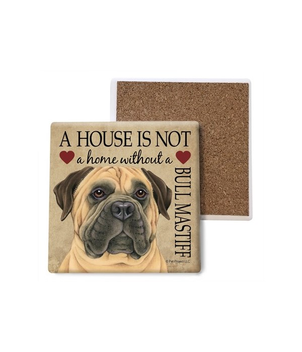 A house is Not a home without a Bull Mas