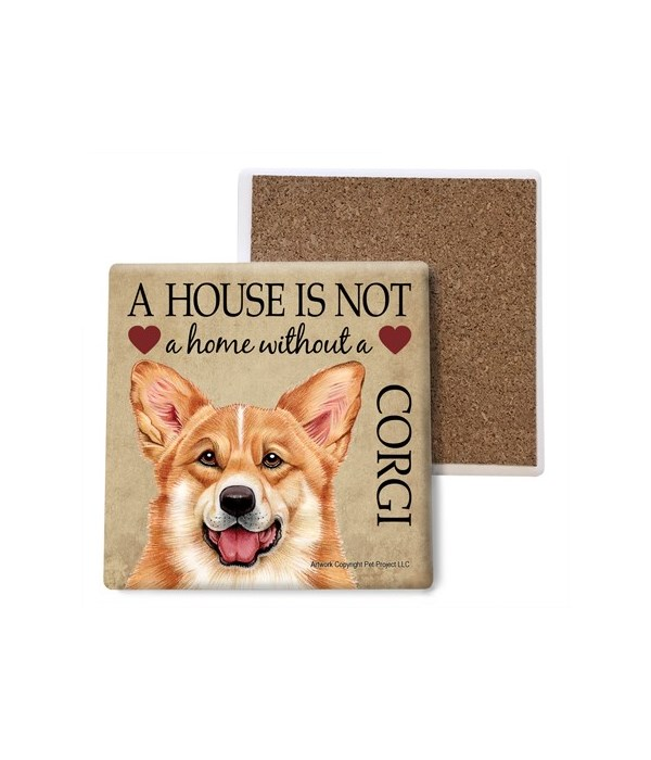 A house is Not a home without a Corgi co