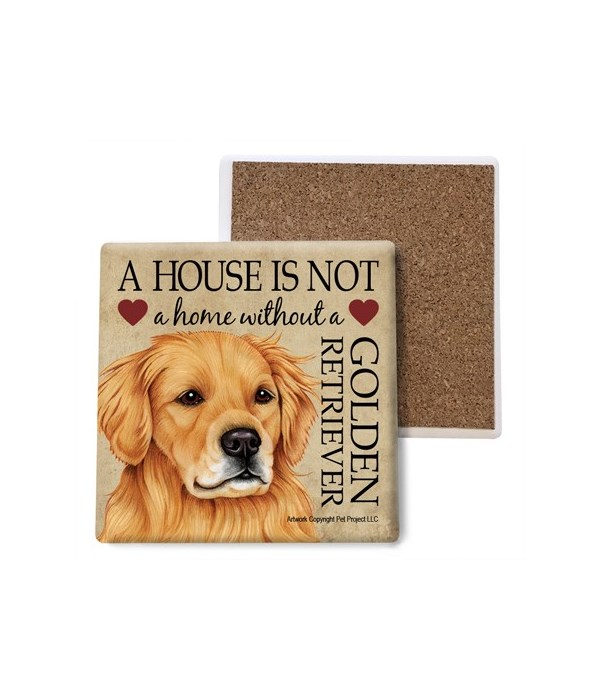 A house is Not a home without a Golden R