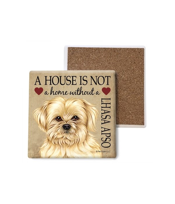 A house is Not a home without a Lhasa Ap