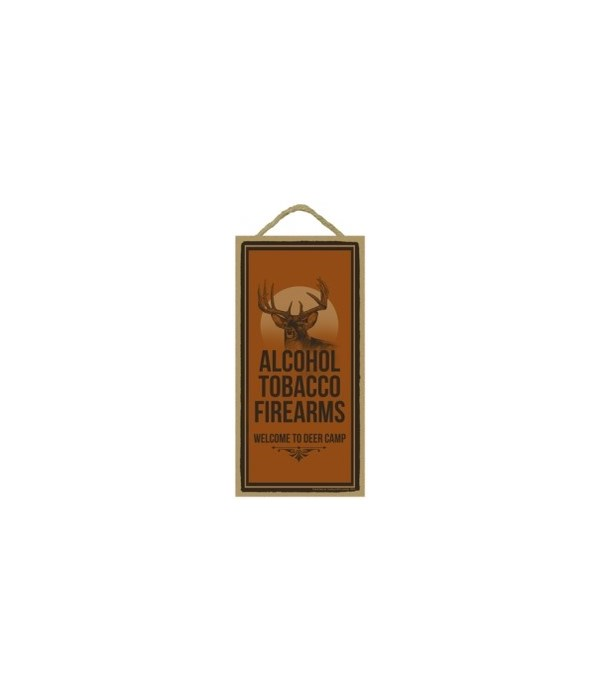 Alcohol Tobacco Firearms Welcome to Deer
