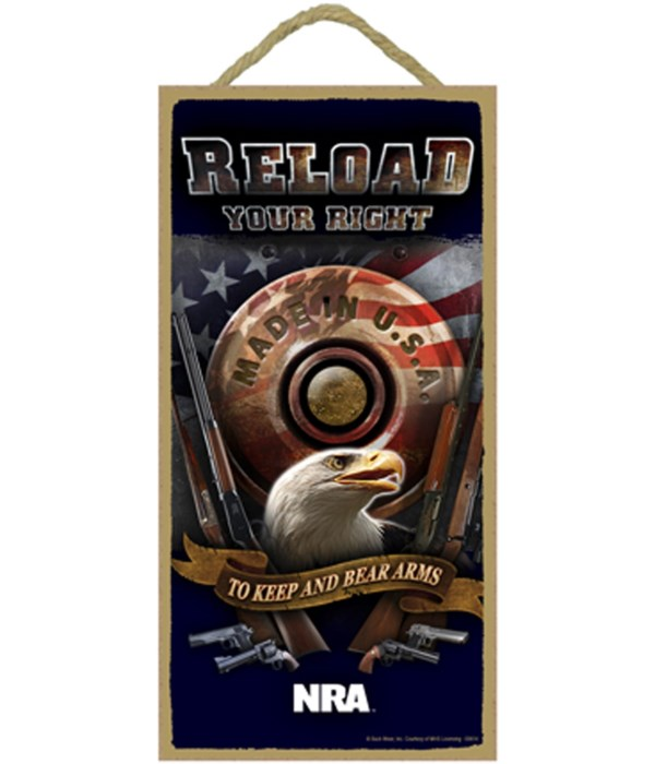 Reload your right to keep and bear arms