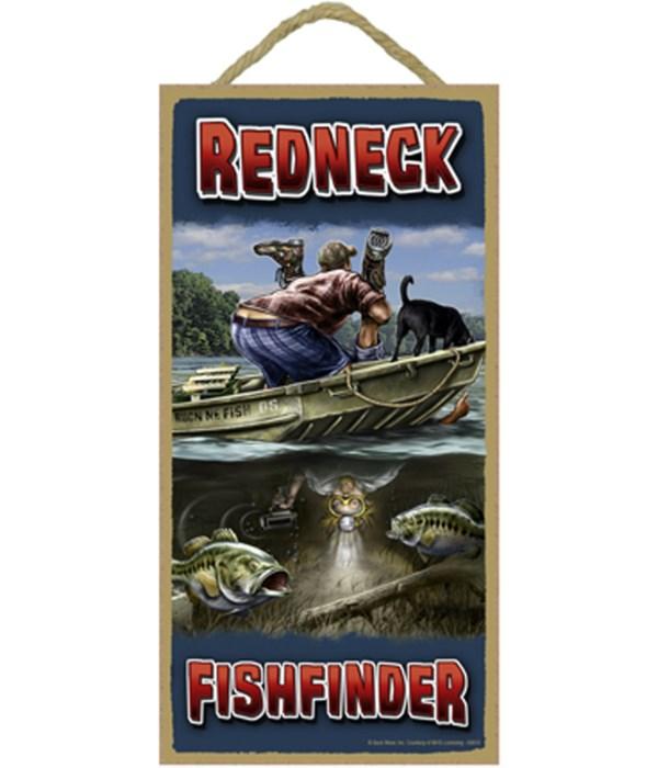 Redneck Fishfinder 5x10