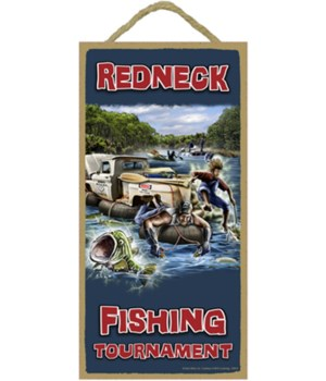 Redneck Fishing Tournament 5x10
