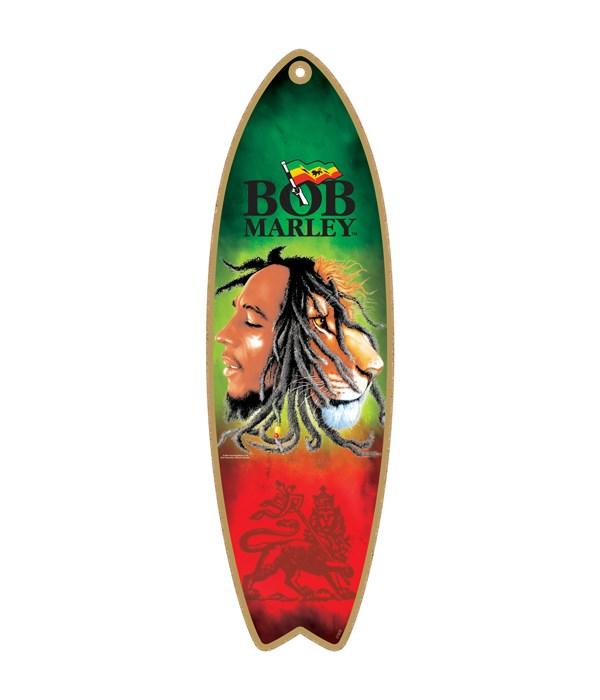 Bob Marley Surfboard