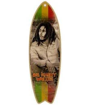 Bob Marley Wailers Surfboard