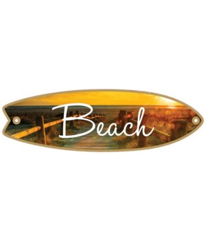 Beach Surfboard