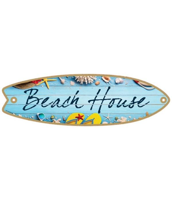 Beach House Surfboard