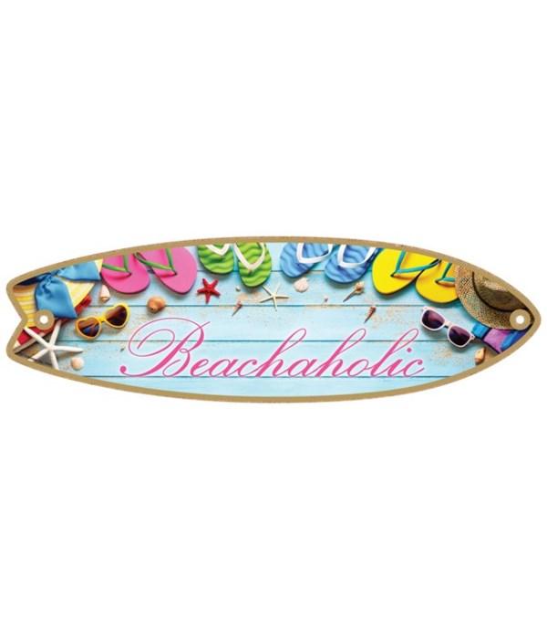 Beachaholic Surfboard