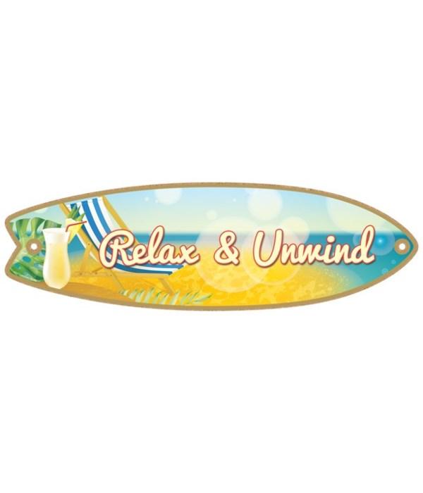 Relax & Unwind Surfboard