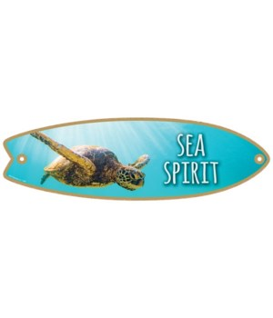 Sea Spirit  Surfboard
