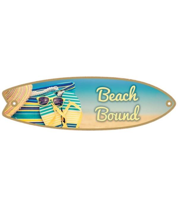 Beach Bound Surfboard