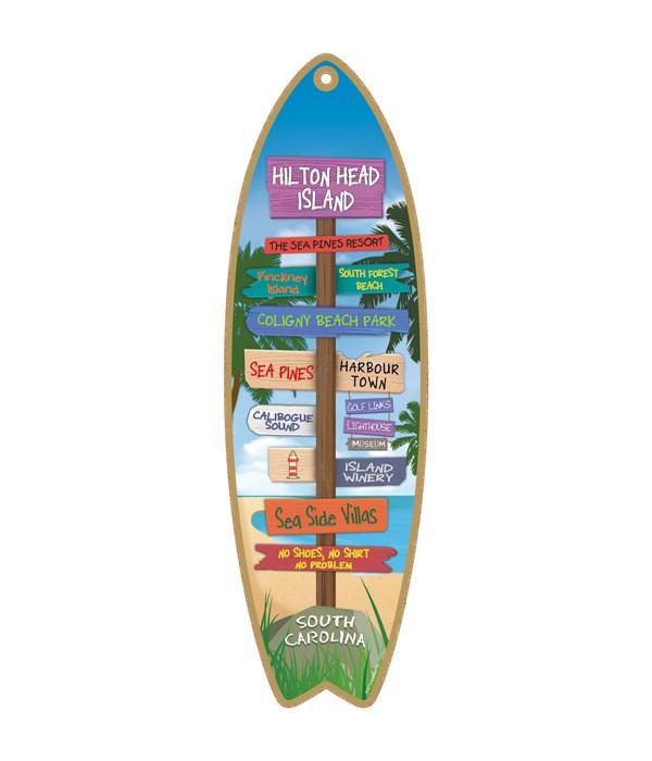 Destination Palm-Beach extra wood planks