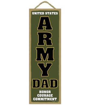 USA ARMY DAD Honor 5x15