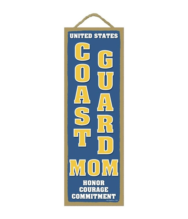 COAST GUARD MOM 5x15