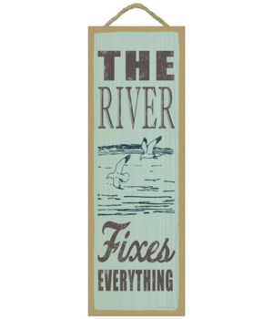 The river fixes everything (river & seag