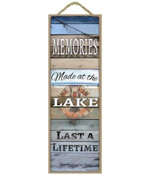 Memories made at the Lake last a lifetim