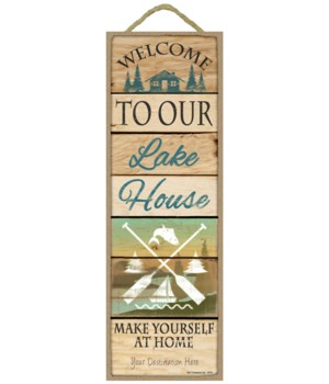 Welcome to our Lake House - Make Yoursel