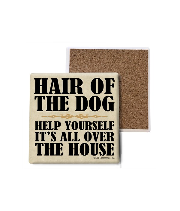 Hair of the Dog? Help yourself, it's all
