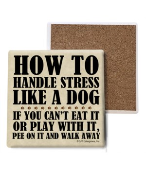 How to handle stress like a dog: if you
