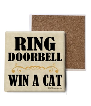 Ring Doorbell - Win a cat