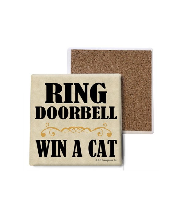 Ring Doorbell - Win a cat