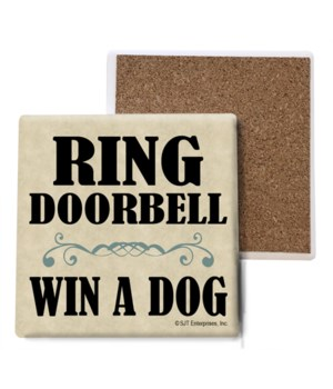 Ring Doorbell - Win a dog