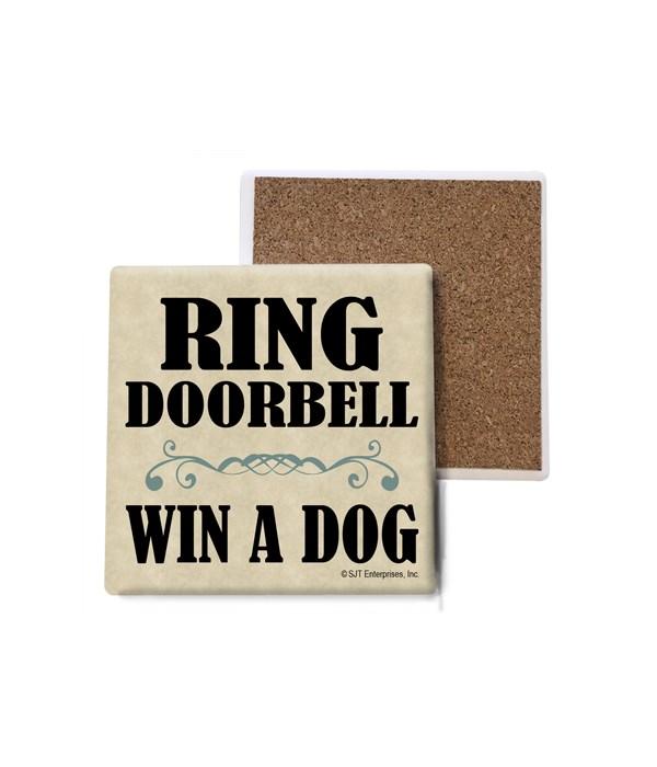 Ring Doorbell - Win a dog