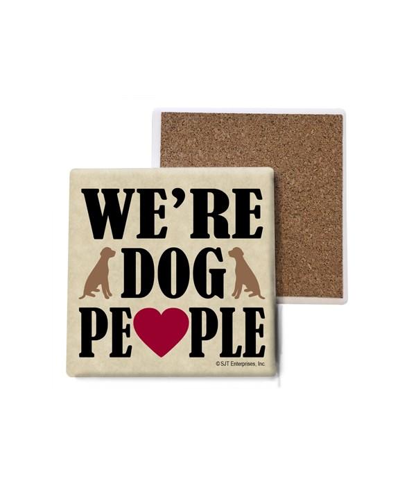 We're Dog People