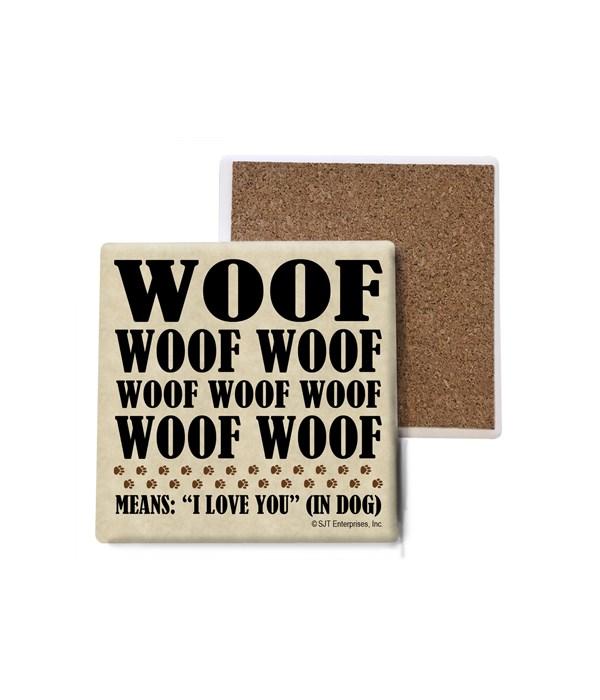 Woof Woof, woof woof woof woof, WOOF WOO