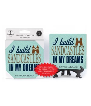 I build sandcastles in my dreams - sandc