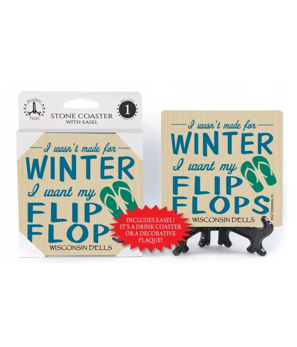 I wasn't made for winter. I want my flip